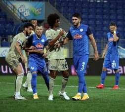 Süper Lig: Ç.Rizespor: 0 - Fenerbahçe: 0 (Maç devam ediyor)