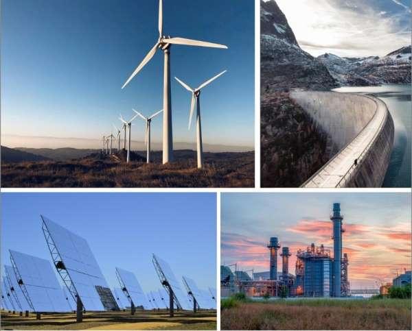 Türkiye'nin kurulu elektrik gücü kapasitesi son 20 yılda 3 kattan daha fazla art