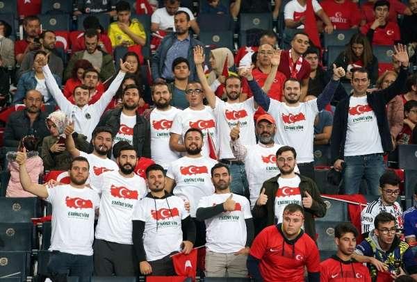EURO 2020 Elemeleri: Türkiye: 1 - Arnavutluk: 0 (Maç sonucu)