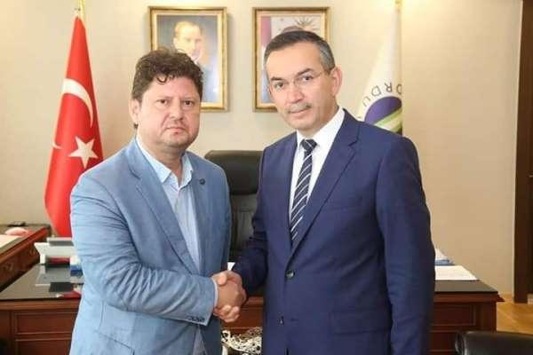 ODÜ Genel Sekreterliğine Mehmet Sami Güler getirildi