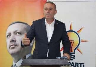AK Parti İl Başkanı Kesmekaya: '2023 hedefine teşkilatlarımızla hazırız'