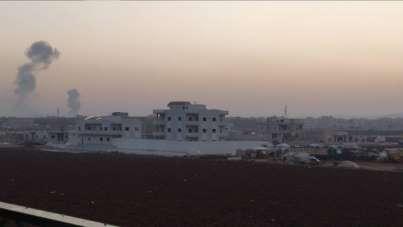 İdlib'te HTŞ'ye ait silah deposunda patlama