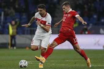 UEFA Uluslar B Ligi: Rusya: 1 - Türkiye: 1 (Maç sonucu)