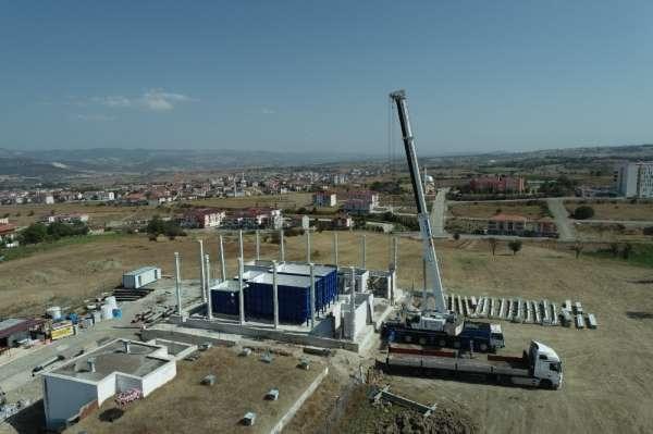 Vezirköprü İçme Suyu Arıtma Tesisi açılıyor