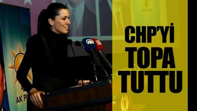 Karaaslan'dan CHP'ye Ağır Eleştiri!
