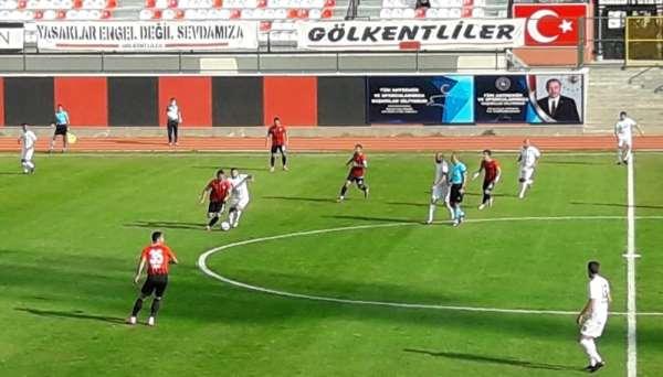 2. Lig: Vanspor FK: 3 - Mamak FK: 0