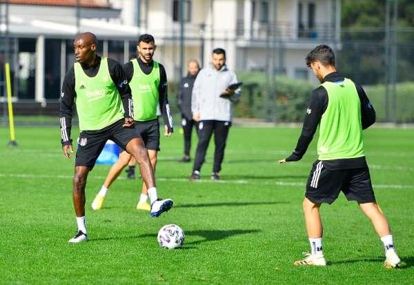 Beşiktaş'ta Başakşehir hazırlıkları sürüyor