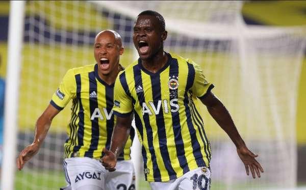 Fenerbahçe: 'Samatta'nın milli maçta sakatlandığına yönelik haberler gerçeği yan