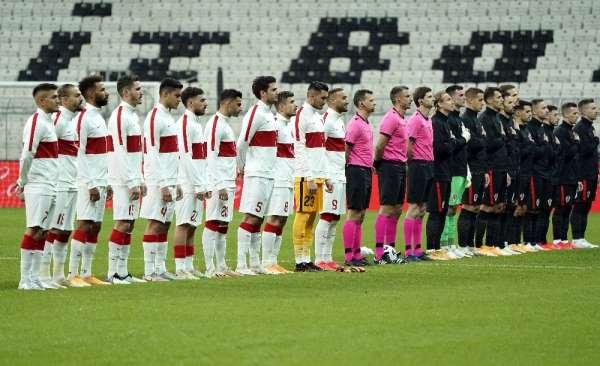 Hazırlık Maçı: Türkiye: 0 - Hırvatistan: 0 (Maç devam ediyor)