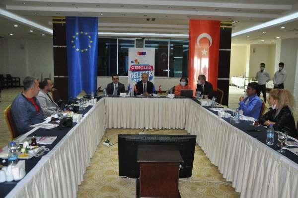 Şırnak'ta Genç İstihdamının Teşviki İçin Teknik Destek Projesi tanıtımı yapıldı