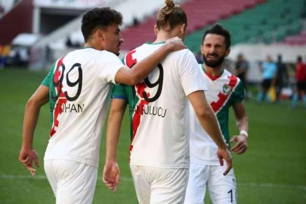 TFF 2. Lig: Amed Sportif Faaliyetler: 3 - Manisa FK: 4