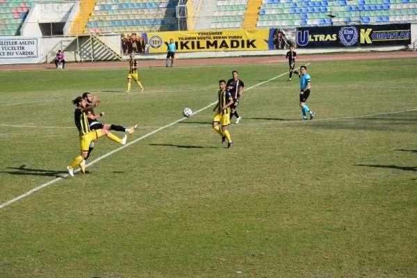 TFF 2. Lig: Tarsus İdman Yurdu: 1 - Elazığspor : 2