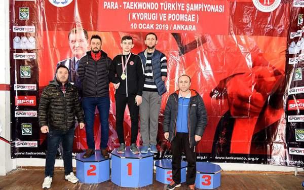 Kavaklı Sporcu Türkiye'yi Temsil Edecek
