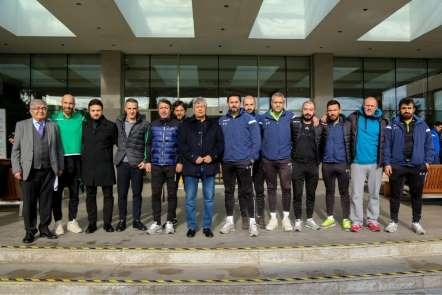 E. Yeni Malatyaspor'da Mircea Lucescu sürprizi