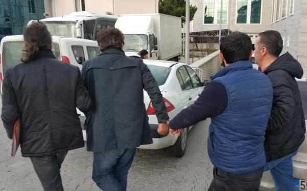 Samsun'da Otomobil hırsızlığına adli kontrol