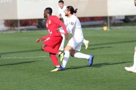 Hazırlık maçı: Antalyaspor: 1 - Partizani: 1