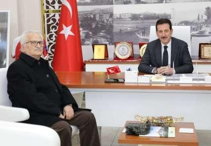 Şehit babasından Başkan Tok'a teşekkür