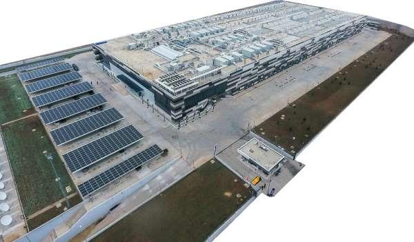 Turkcell Türkiyenin en büyük veri merkezini açtı