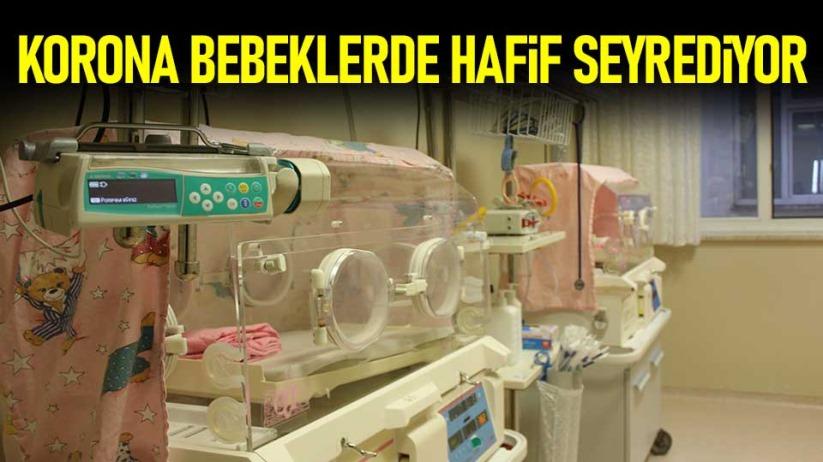 Prof. Dr. Canan Seren: Korona bebeklerde hafif seyrediyor