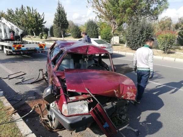 Aydın'da Kasım ayında 508 trafik kazası meydana geldi