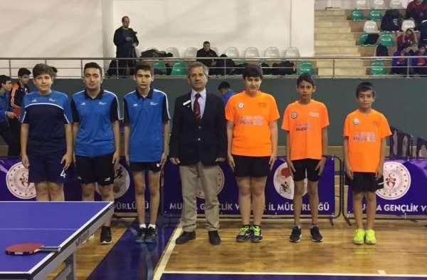 Ege Bölgesi Gençler Takım Yarışmaları Muğla'da yapıldı