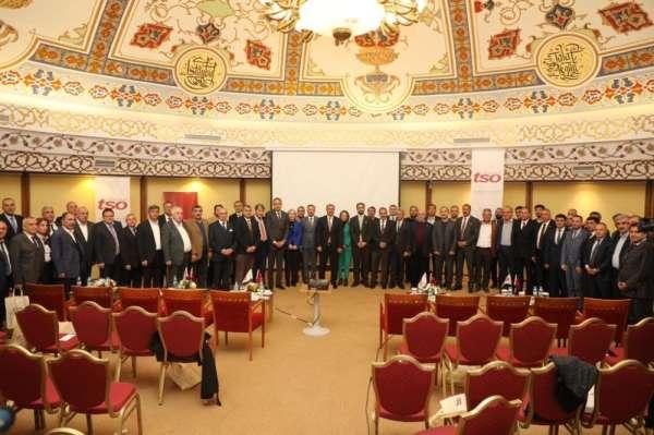 Elazığ TSO'dan 'Paydaş İstişare' toplantısı