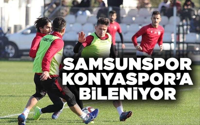 Samsunspor, 1922 Konyaspor'a bileniyor