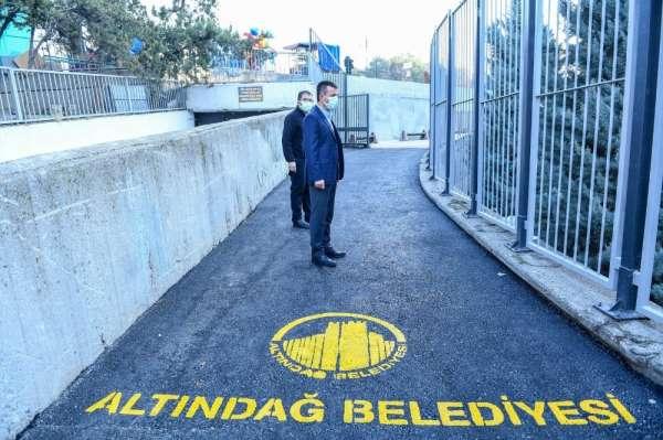 Hacettepe Üniversitesine Altındağdan destek