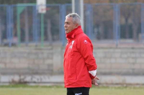 Kayseri Emar Grup Teknik Direktörü Ferhat Kurnaz: