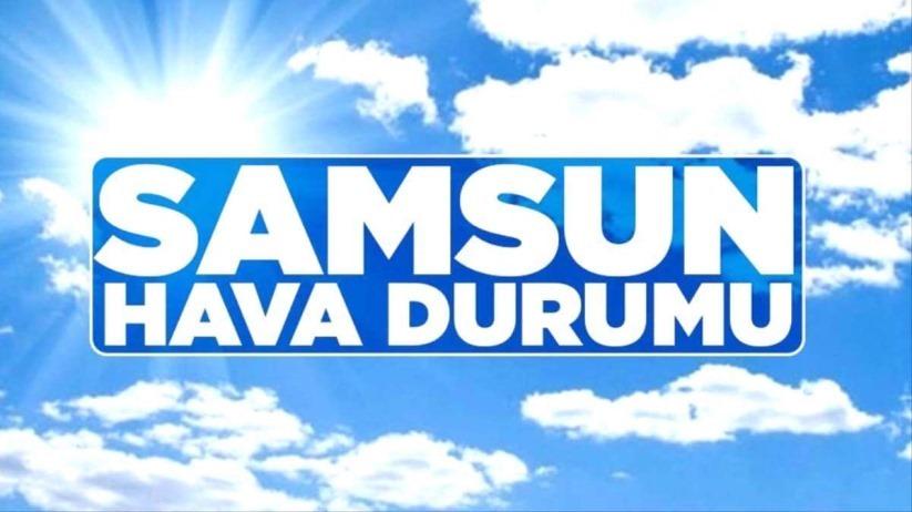 Samsun'da yazdan kalma bir hava! 1 Ocak 2021 Cuma