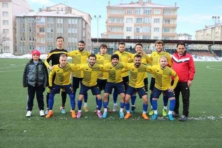 İl Özel İdarespor şampiyonluğunu ilan etti