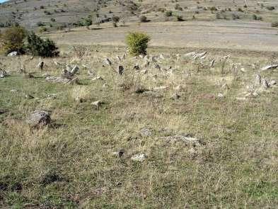 Mesudiye'deki Selçuklu mezarları ilgi bekliyor