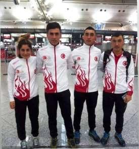 Ağrı'dan EYOF'a 4 sporcu katılacak