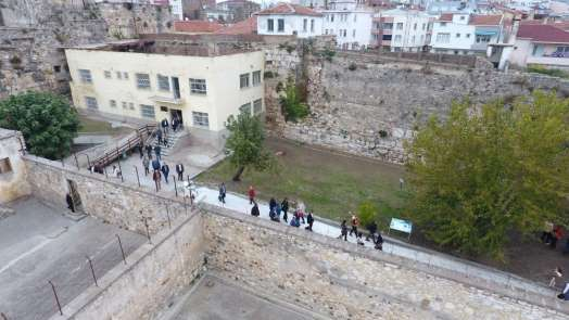 'Anadolu'nun Alkatraz'ına ziyaretçi akını
