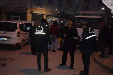 Malatya'da iş yerine silahlı saldırı: 1 yaralı