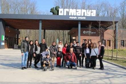 Ormanya 15 günde 450 bin ziyaretçiyi ağırladı