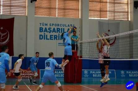 Palandöken Belediyespor, Bulancak Belediye Betonspor'u evinde yendi