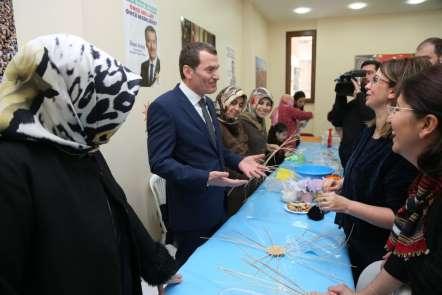 AK Parti Zeytinburnu Adayı Arısoy : 'Kadınlara özel sportif yaşam merkezi hayal