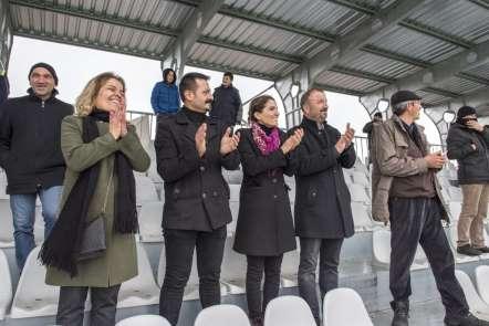 DSP Başkan adayı Kılıç'tan Arguvanspor'a destek