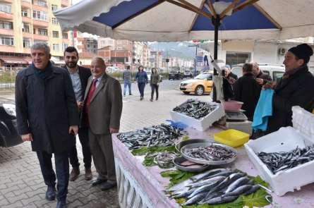 Of Belediye Başkanı Sarıalioğlu: 'Her zaman vatandaşlarımızla iç içeyiz'