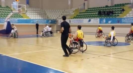 2018-2019 Tekerlekli Sandalye Basketbol Sezonu Açıldı