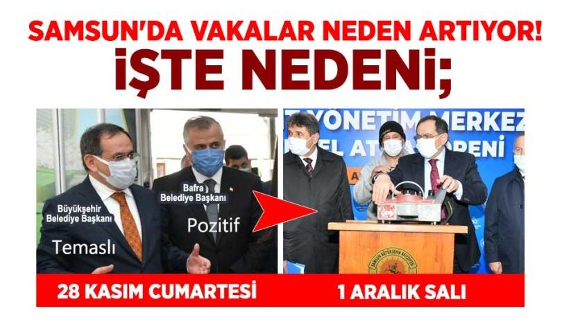 Başkan Mustafa Demir, karantinaya girmedi