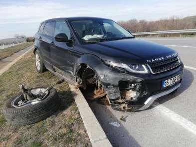 Sungurlu'da trafik kazası