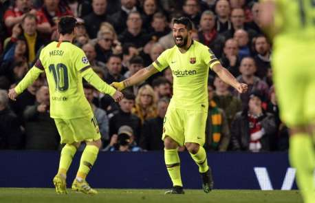 Barcelona, İngiltere'den avantajlı dönüyor