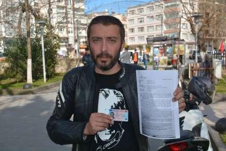 Sinoplu gazeteci hukuk mücadelesini kazandı