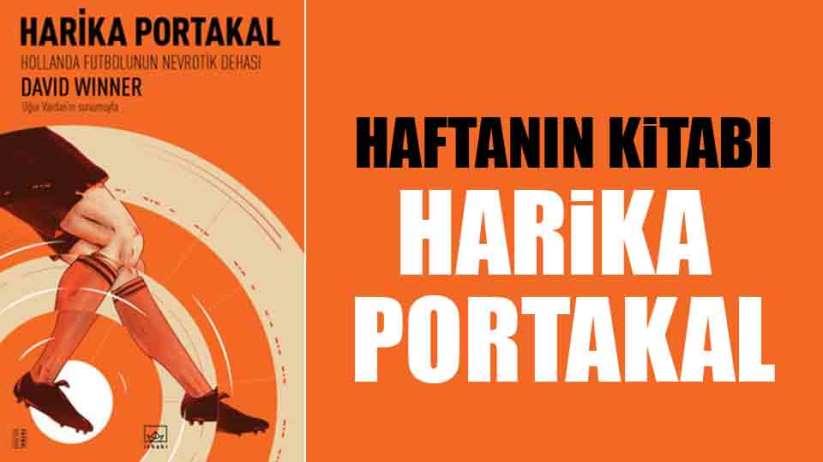 Haftanın Kitabı - Harika Portakal