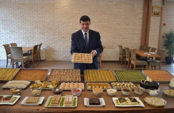 Seyidoğlu'ndan Ramazana özel hafif tatlılar serisi