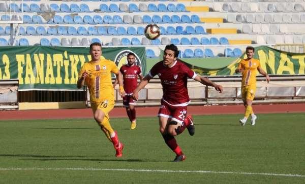 Spor Toto 1. Lig: Birevim Elazığspor: 0 - Afjet Afyonspor: 1