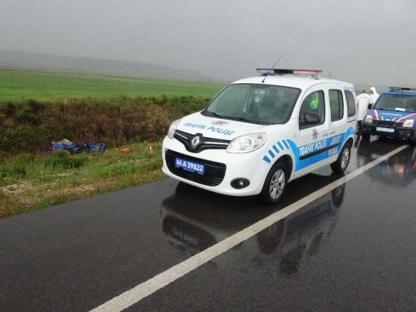 Kazada ölen ve yaralanan polis memurlarının memleketleri belli oldu