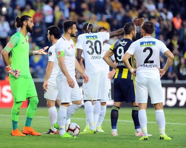 Spor Toto Süper Lig: Fenerbahçe: 2 - Akhisarspor: 1 (Maç sonucu)